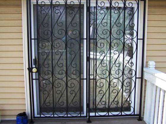 Patio Door Security Gate - GlassEssential.com | Home ...