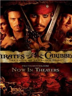 Cướp Biển Vùng Caribê 1 – Lời Nguyền Của Tàu Ngọc Trai Đen - HD