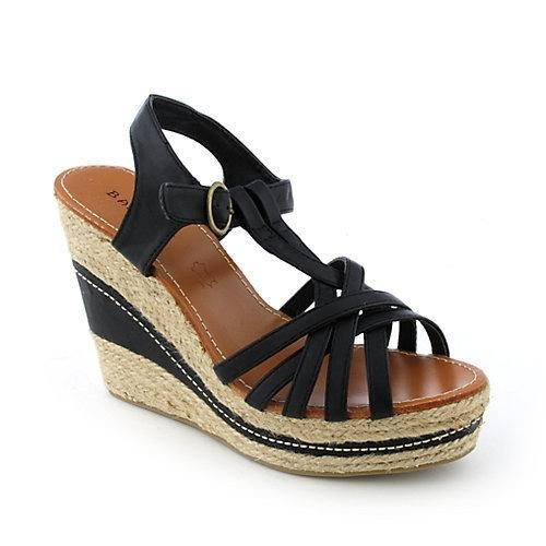 Bamboo #espadrille #heels $11