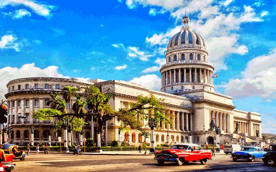 Indústria do turismo de olho em Cuba