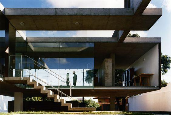 Ribeirão Preto Residence | Design: SPBR Architects headed by Angelo Bucci | São Paulo, Brazi