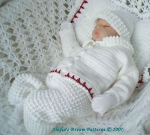 Free Knitting Patterns For Babies Layettes : knitted babies layette pattern free crochet baby layette patterns free croc...