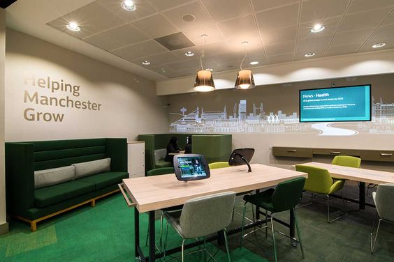 Lloyds Bank Branch 7 With Images Branch Design Bank Branch