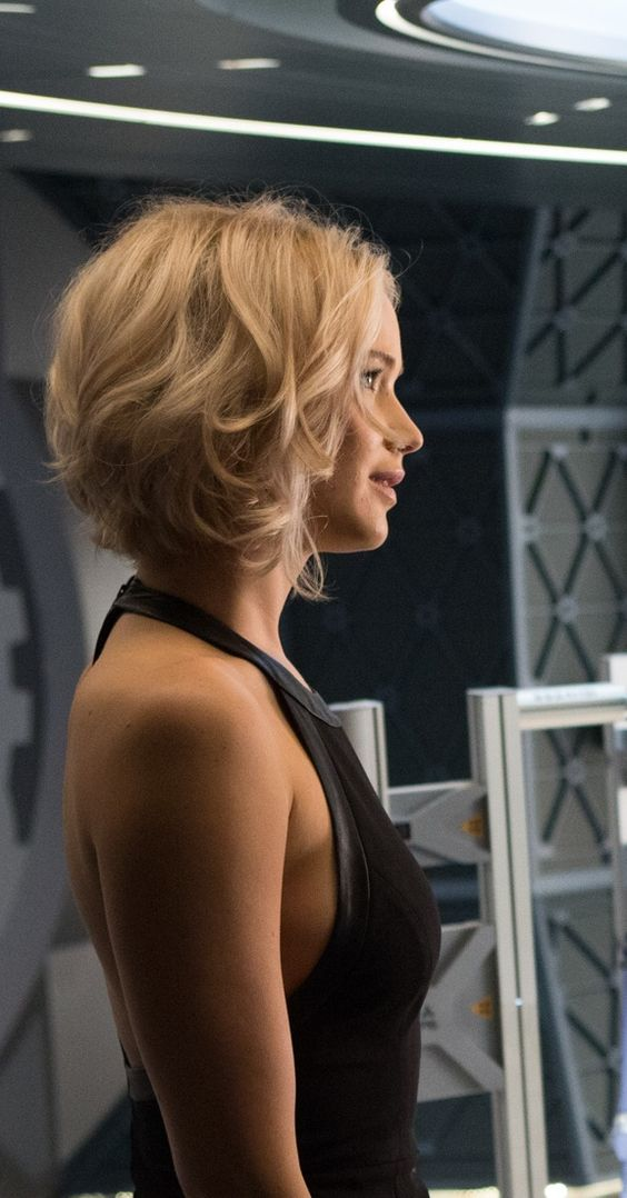 Jennifer Lawrence … | Jennifer Lawrence | Pinterest | Bobs ...