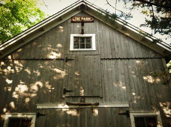 the Barn. Hampton Bays, Long Island