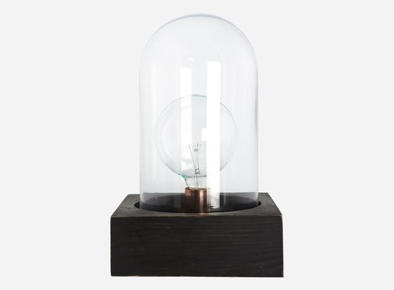 table lamp bell : house doctor