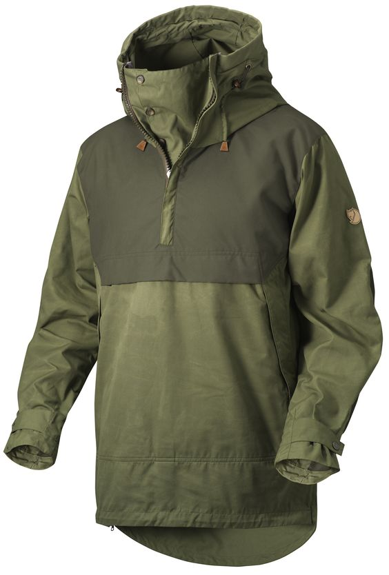FJALLRAVEN Anorak. They make such nice jackets!!