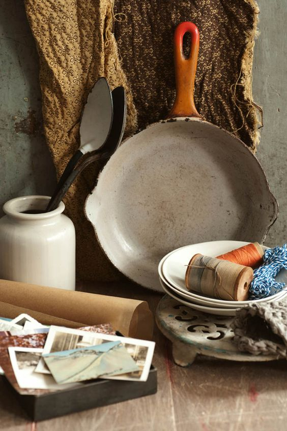 vintage finds, photo: melissa hammer