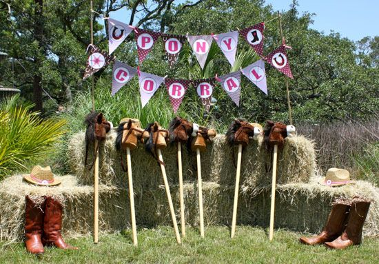 Ponies pony party and parties on pinterest