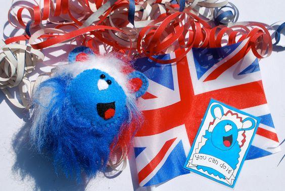 Kittys pocket Jubilee wookie by kittypinkstars on Etsy, via Etsy.