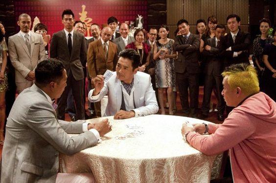 Kết quả hình ảnh cho Thần bài Macau 1 - Phim cực hay của Châu Nhuận Phát