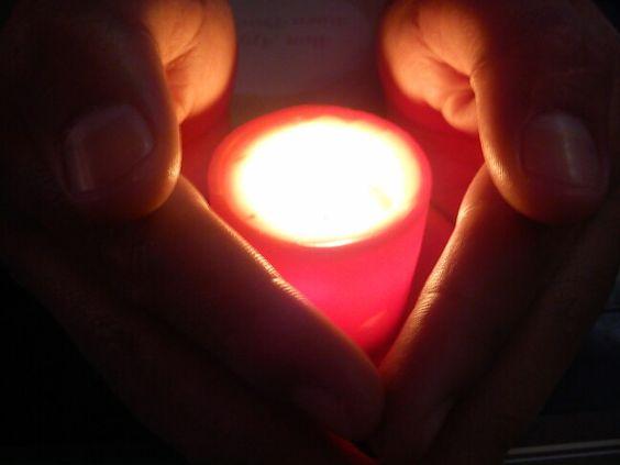 Love is light