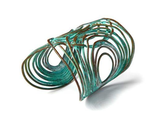 "Sibilia Turquoise ""Rita"" Cuff from Veronica Webb on OpenSky: Rita Cuff, Turquoise Cuff, Sibilia Turquoise, Jewelry Bracelets, Turquoise Rita, Gorgeous Cuff"