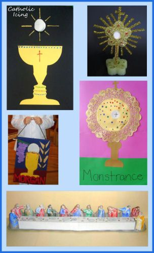 Crafts student centered resources and first holy for First communion craft ideas