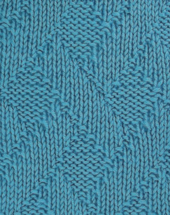 Textured Knitting Stitches : Diagional Basketweave is found in the Textured Stitches category. Knit - St...