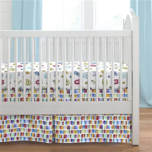 Blue And Gray Monsters Crib Bedding In 2020 Camo Crib Bedding Crib Bedding Fox Crib Bedding