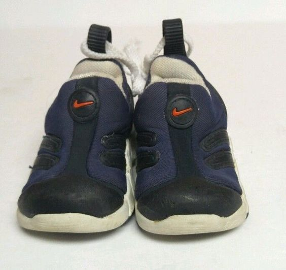 Nike Shoes Baby Toddler 4 Blue Black Navy Orange Walkers Leather White  Soles | Clothing, Shoes & Accessories, Baby & Toddler Clothing, Baby Shoes  | eBay!