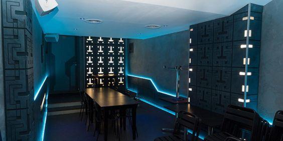 Le dernier bar avant la fin du monde #geek #bar