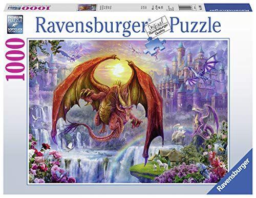 Ravensburger Dragon Kingdom 15269 1000 Piece Puzzle For A Https Www Amazon Com Dp B07mwvkfb5 Ref Cm Sw R Pi Dp U X 6yy1 Ravensburger Jigsaw Puzzles Puzzle