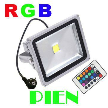 (Buy here: http://appdeal.ru/1nte ) Waterproof IP65 30W RGB LED FLood light Focos Colored Luminaire Outdoor Spot lamp 45mil Public 85-265V CE&ROHS by DHL 20pcs for just US $816.00