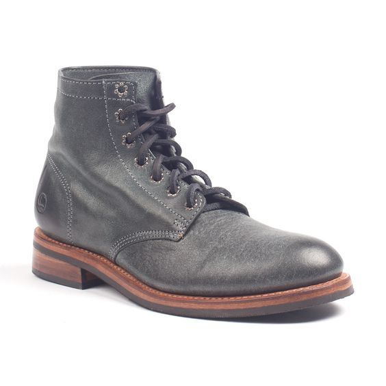 Ryan Plain Toe Boot // A Goodyear Welt Construction and a custom-antiqued leather upper assure that the Ryan Plain Toe Boot will become a staple of your wardrobe.  -  Click on This Link & get a $10 Credit Immediately!!!  https://www.touchofmodern.com/i/7HQHUEEP