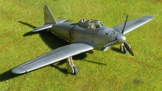 Modell der Piaggio P.119