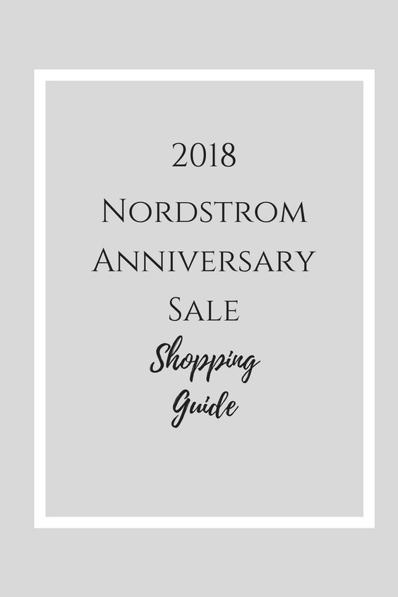 Nordstrom Anniversary Buying Guide