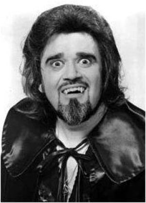 Wolfman Jack!  DJ of the 60's.  I listened to him when I was a teenager living at Lake Tahoe....loved him!