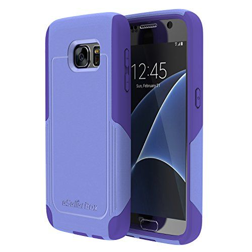 Galaxy S7 Case,By eSellerBox® Heavy Duty Armor Samsung Galaxy S7 Case Full-body Rugged Hybrid Slim Dual Layer Protective Case Cover For Galaxy S7 (Purple) Esellerbox http://www.amazon.com/dp/B01CQOU9KI/ref=cm_sw_r_pi_dp_it9exb0KJA9TY