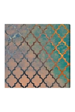 HauteLook | Oliver Gal Golden Art: Oliver Gal Amour Arabesque Canvas Art