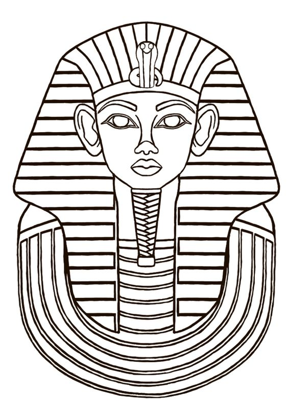 Image Gallery sarcophagus drawing