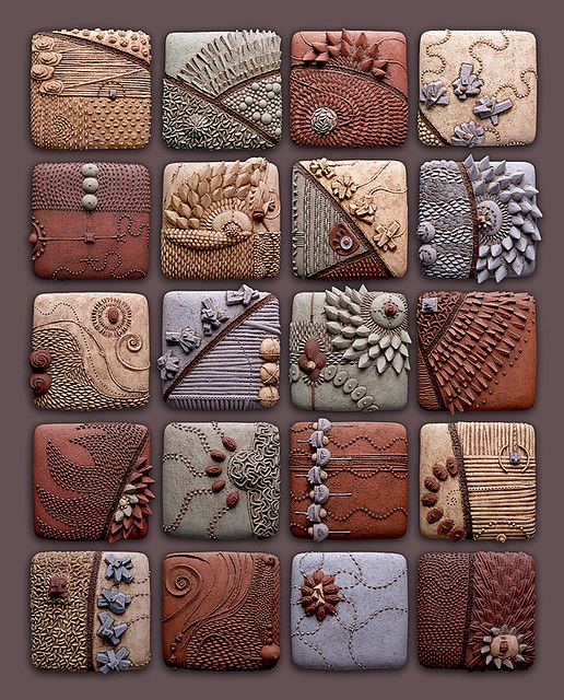 Chris Gryder -tiles: