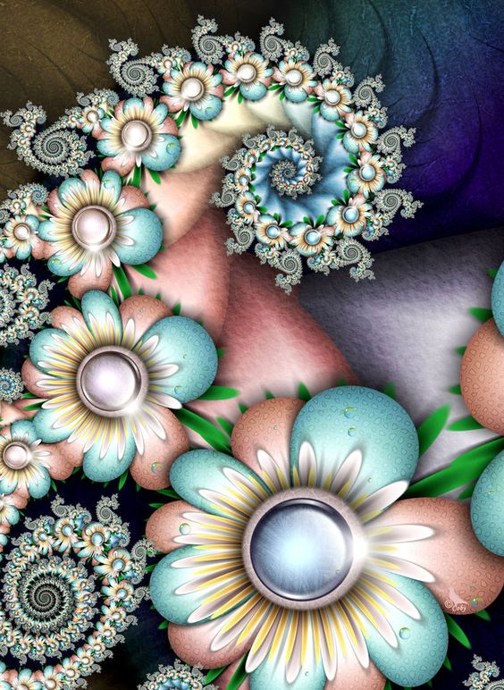 BeHappy  by =coby01  Digital Art / Fractal Art / Raw Fractals