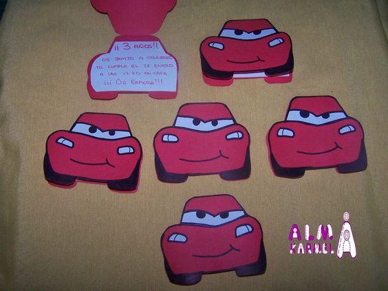Tarjetas De Invitacion A Cumpleaños De Cars 2 En Hd Gratis 2 HD Wallpapers