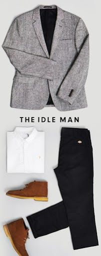 How to style a tweed blazer | The Idle Man