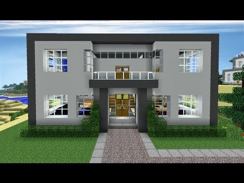 minecraft episode 95 huge modern house gaming pinterest minecraft ideas minecraft pe and awesome minecraft houses - Huge Modern Houses