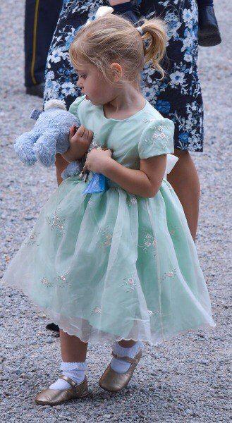 Princess Lenore. daughter of Princess Madeleine and Prince Chris