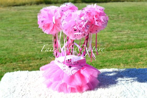 Cowgirl Decorations - Cowgirl Favors - Cowgirl Wands - Cowgirl Centerpiece - Cowgirl Party