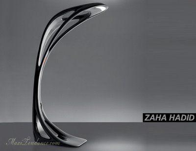Artemide Genesy by Zaha Hadid : Lampe Design