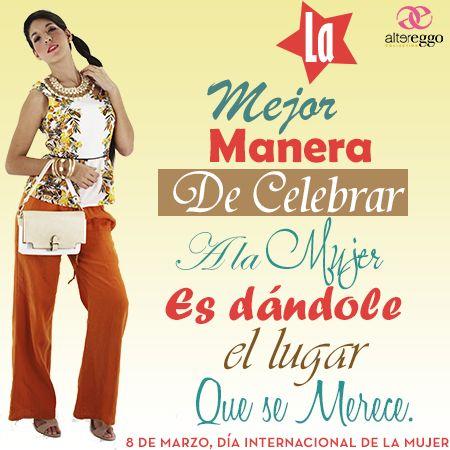 #frases #dia #internacional #de #la #mujer #celebrar #lugar #8 #de #marzo #moda #mensaje #bonito #women