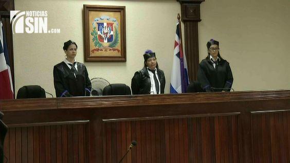 Jueces del país hacen dos minutos de silencio en estrado en reclamo de 2.66% para el poder judicial