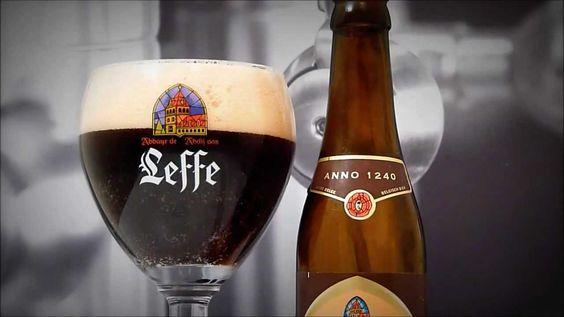 bia leffe nâu