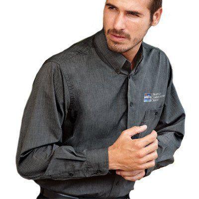 Buy custom embroidered work uniform shirts including for Embroidered work shirts online