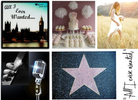 """""""All I Ever Wanted..."""" by queen-4-giants ❤ liked on Polyvore"""