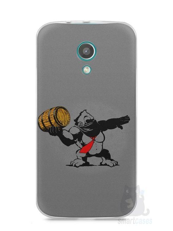Capa Moto G2 Donkey Kong - SmartCases - Acessórios para celulares e tablets :)