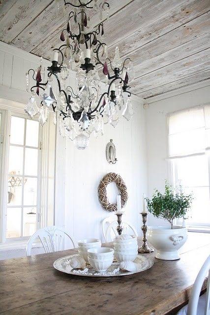 Love the ceilings
