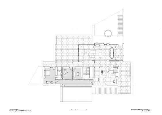 Galería - Casa Luxemburgo / Richard Meier & Partners - 7
