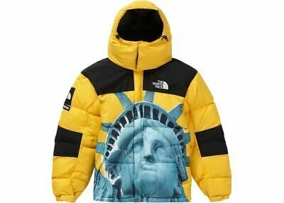 Supreme X The North Face Statue Of Liberty Baltoro The North Face Jackets Fashion