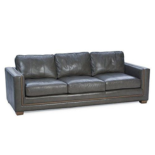 Fluffy N Lace Living Owen Leather Sofa With Images Sofa