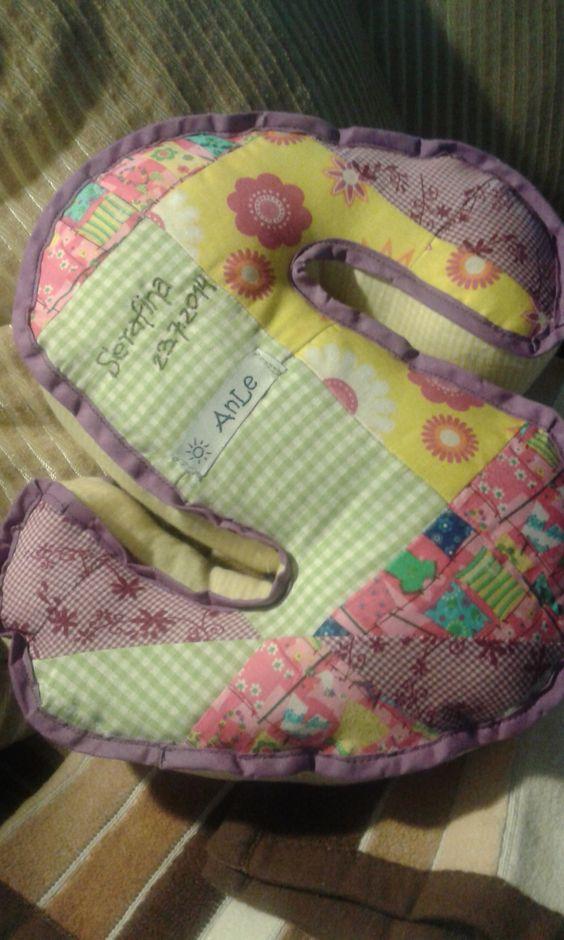 Lavendelkissen für Serafina